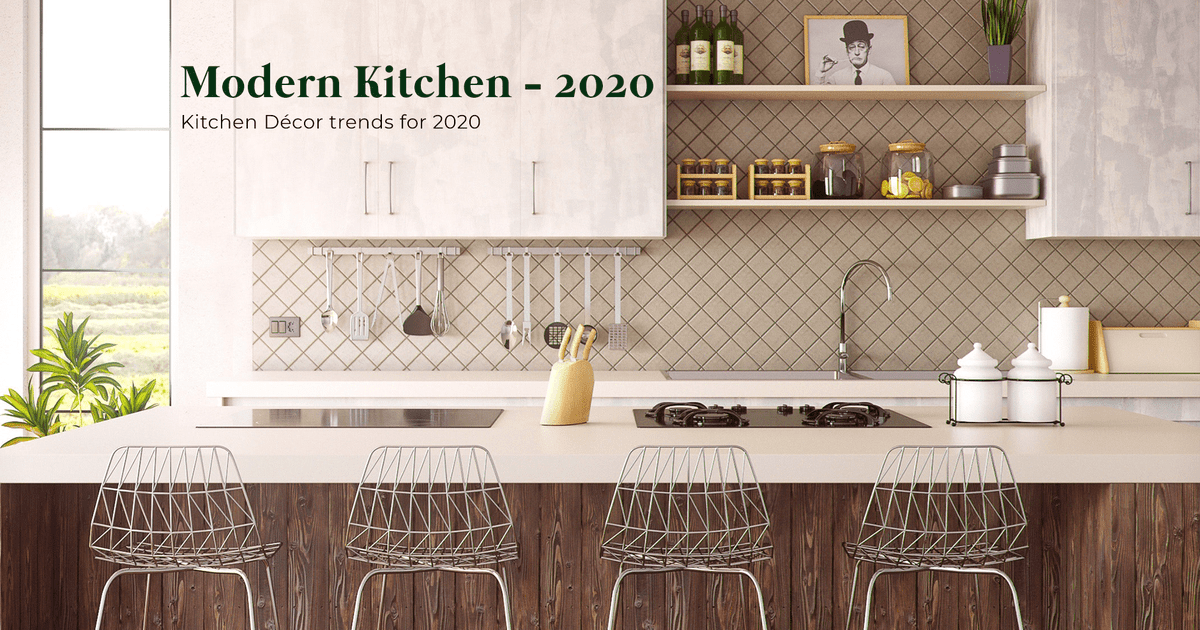 Kitchen Trends Banner