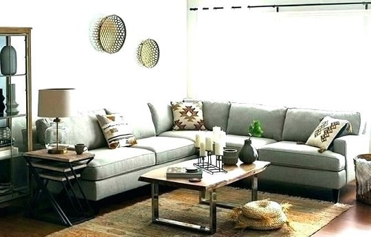 latest style L-shaped sofas