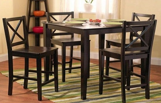 Fancy Dining Room Table Interiors