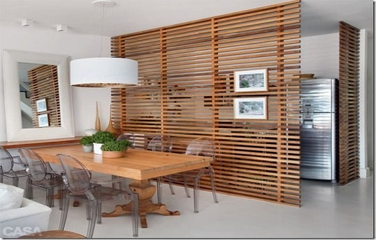 Room Dividers for dining room & kitchen