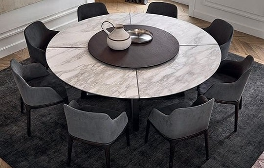Classy Dining Tables for office & big families