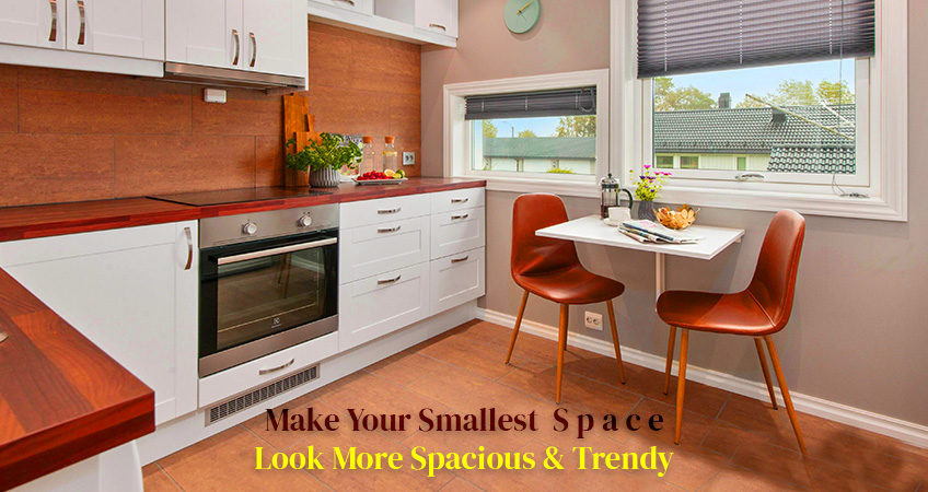 Tips to Make Your Kitchen Look Spacious