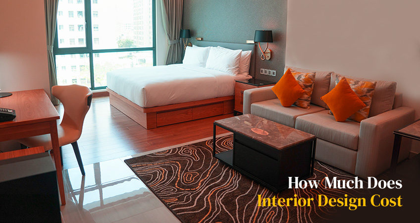 How much does interior design cost?