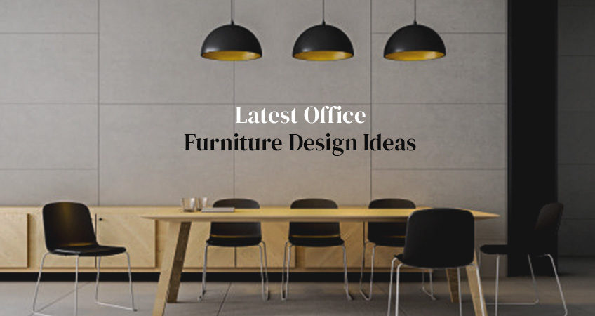 Fresh Office Furniture Design Ideas