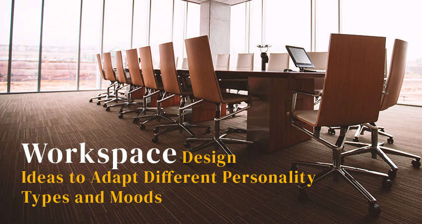 Adapt workspaces to different moods and personalities.